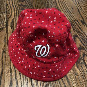 Washington Nationals Baby Hat